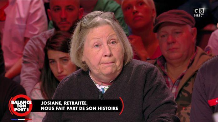 """Josiane, retraitée : """"Je me fais du soucis pour l'avenir de mes enfants et petits enfants"""""""
