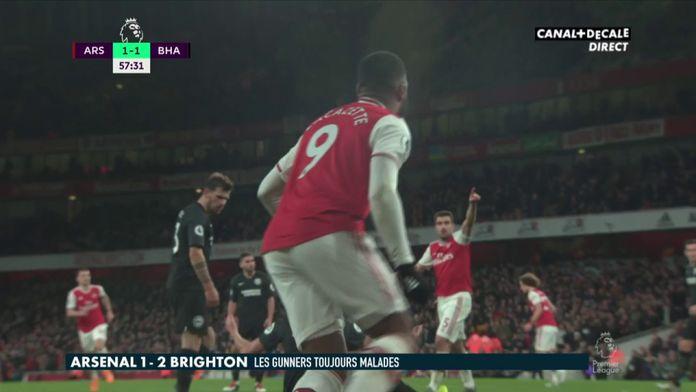 Le résumé d'Arsenal / Brighton
