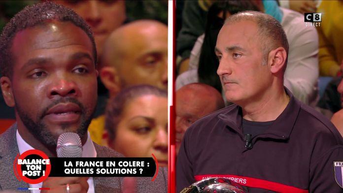 Laurent Segnis, juriste anti-grève exprime sa colère contre les manifestations