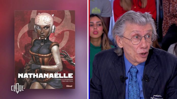 """Jean Pierre Dionnet recommande la BD """"Nathanaëlle"""""""