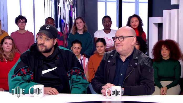 Hakim Jemili et Michel Blanc : Docteur ?