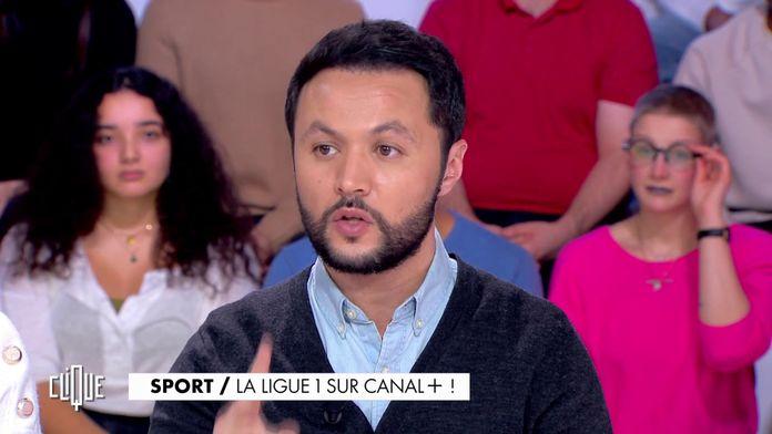 Karim Bennani : La Ligue 1 sur CANAL+