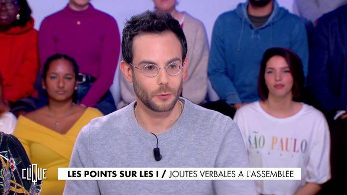 Clément Viktorovitch : Joutes verbales à l'assemblée