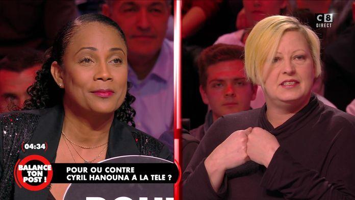 """Licorne, déteste Touche pas à mon poste : """"J'adore Balance ton post mais pas Cyril Hanouna"""""""