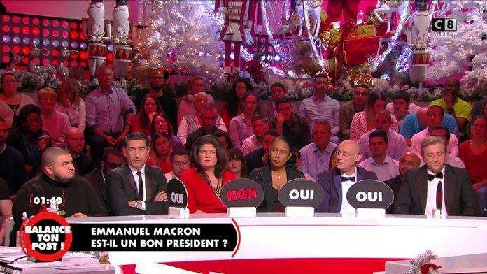 Emmanuel Macron est-il un bon président ?