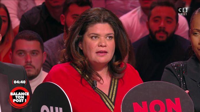 """Raquel Garrido : """"Emmanuel Macron est un mauvais président pour moi"""""""