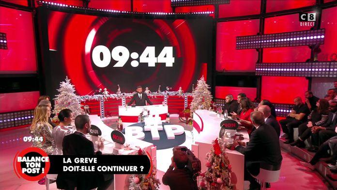 La grève doit-elle continuer alors que les vacances de Noel approchent ?