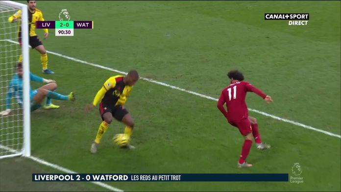Le résumé de Liverpool - Watford
