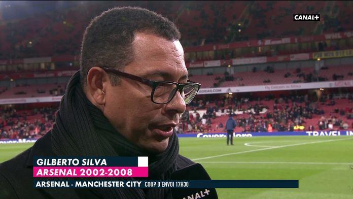 Gilberto Silva sur le début de saison d'Arsenal