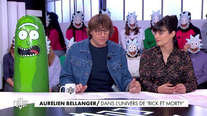 """Aurélien Bellanger : Dans l'univers de """"Rick et Morty"""""""