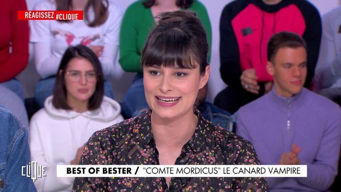 "Eva Bester : ""Comte Mordicus"", le canard vampire"