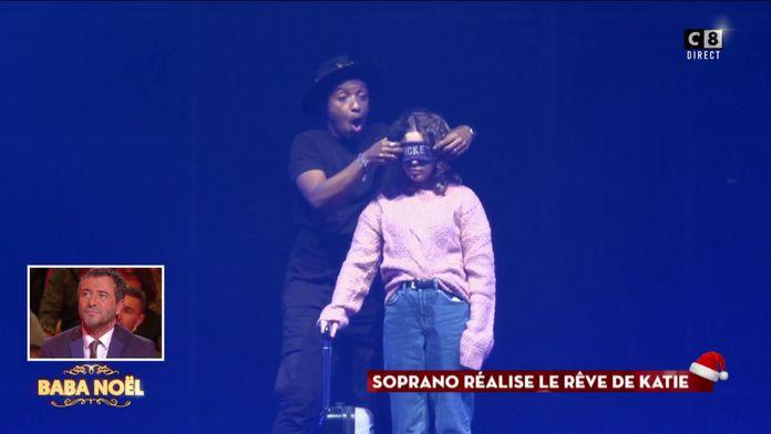 Soprano réalise le rêve de Katie sur scène