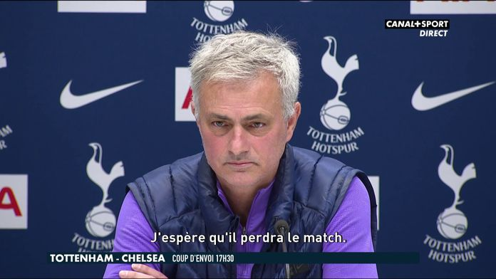 Quand Lampard et Mourinho se rendent hommage avant Tottenham - Chelsea