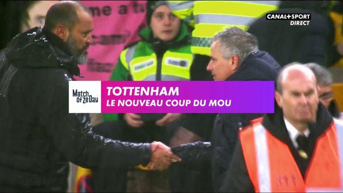 """Tottenham, le nouveau coup du """"Mou"""""""