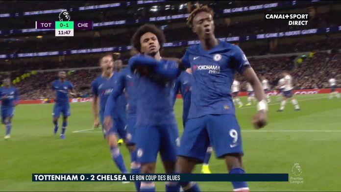 Le résumé de Tottenham - Chelsea