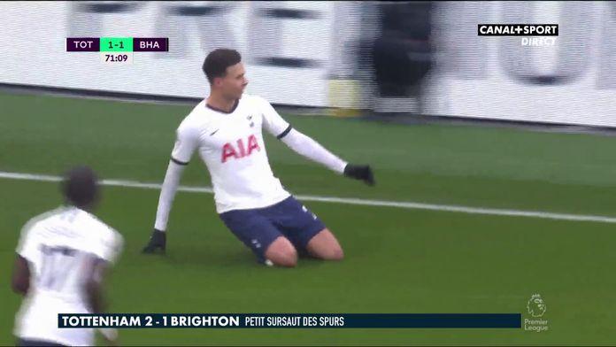 Le résumé de Tottenham / Brighton