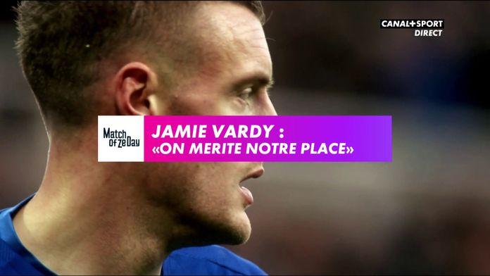 Entretien avec Jamie Vardy