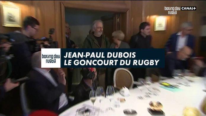 Jean-Paul Dubois, le Goncourt du Rugby