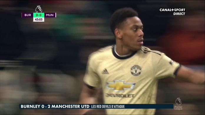 Le résumé de Burnley - Manchester United