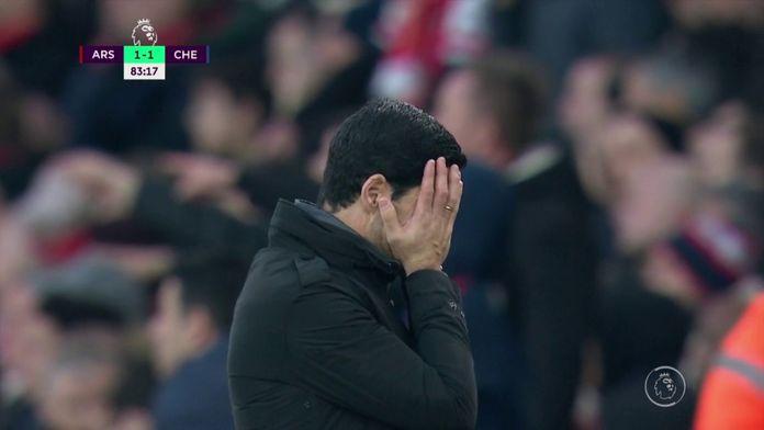 Le résumé de Arsenal / Chelsea