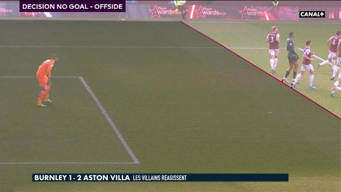 Le résumé de Burnley / Aston Villa