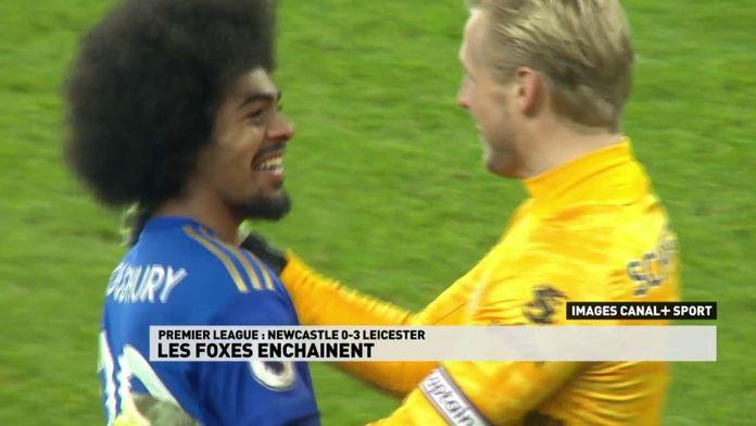 Le résumé de Newcastle / Leicester