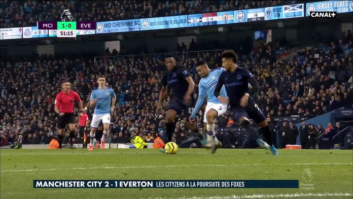 Le résumé de Manchester City / Everton