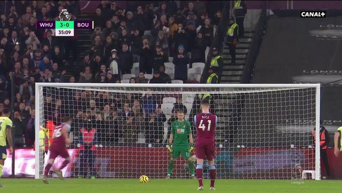 Le résumé de West Ham / Bournemouth