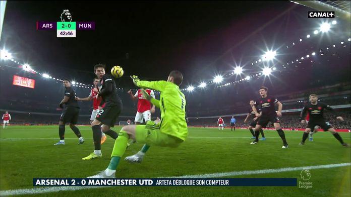 Le résumé d'Arsenal / Manchester United