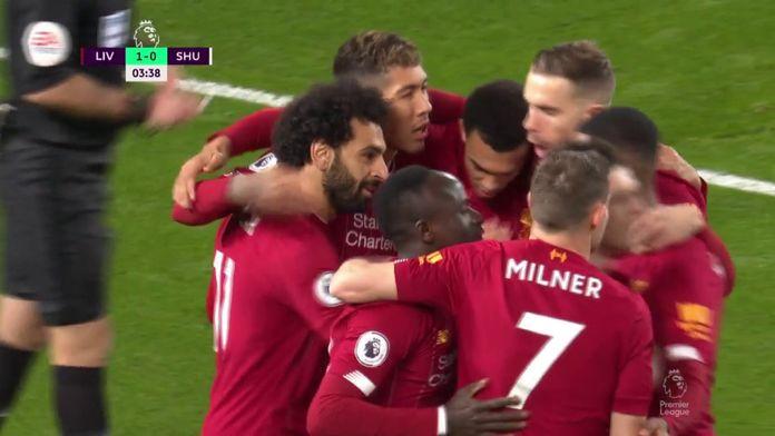 Le résumé de Liverpool - Sheffield United