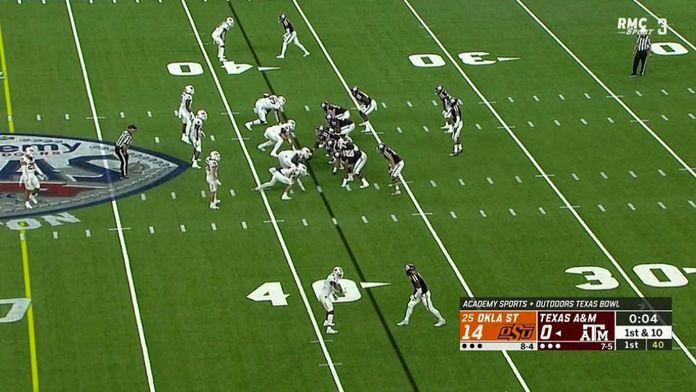 Sport - Oklahoma State / Texas A&M