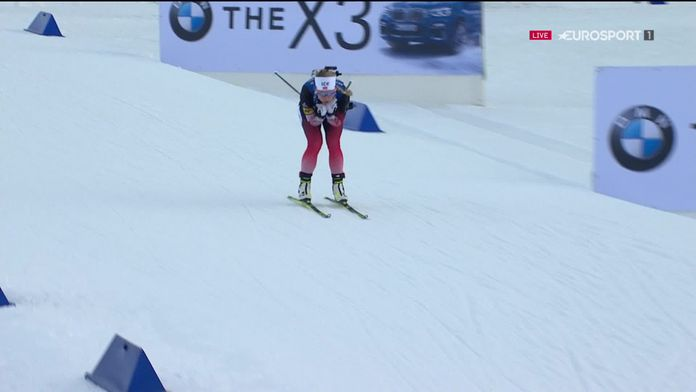 Biathlon - Coupe du monde 2019/2020