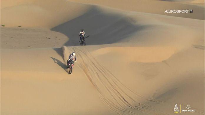 10e étape : Harad - Shubaytah (608 km)