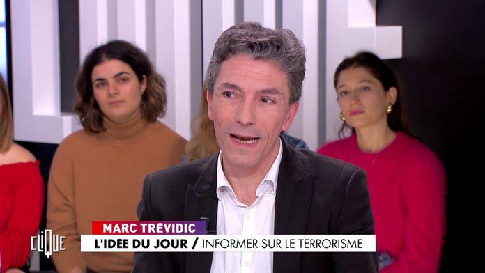 Marc Trévidic : Informer sur le terrorisme