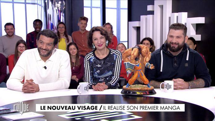 Clique avec Jeanne Balibar , Ramzy Bédia, Cyril Marchiol et Marc Trévidic