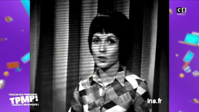 La première apparition télé de Chantal Lauby