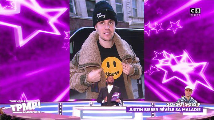 Justin Bieber révèle avoir été infecté par la maladie de Lyme