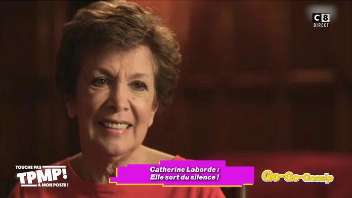 Catherine Laborde : Elle sort du silence