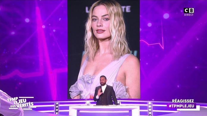 Cyril Hanouna va prochainement rencontrer l'actrice australienne Margot Robbie !