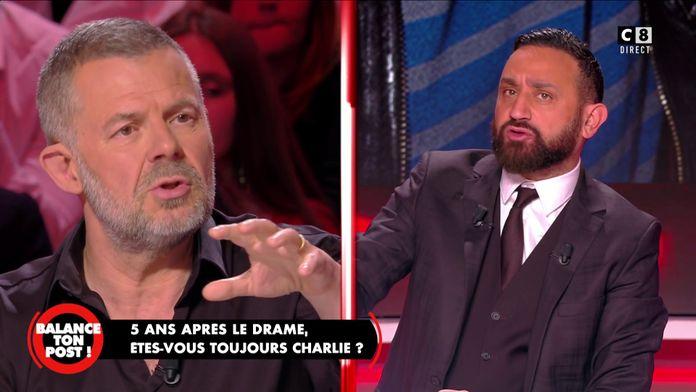 Eric Naulleau s'exprime sur les attentats de Charlie Hebdo