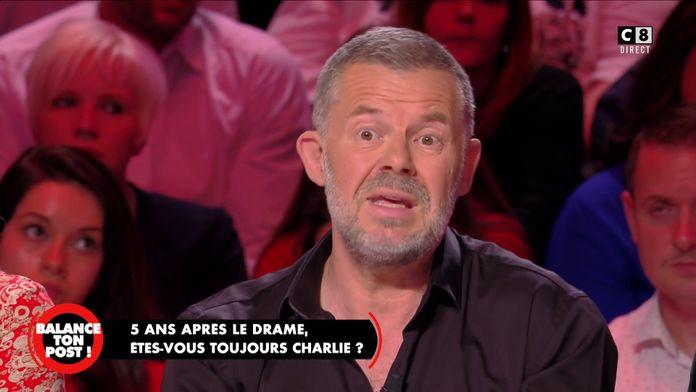 """Eric Naulleau : """"Les unes de Charlie Hebdo me font beaucoup rire"""""""