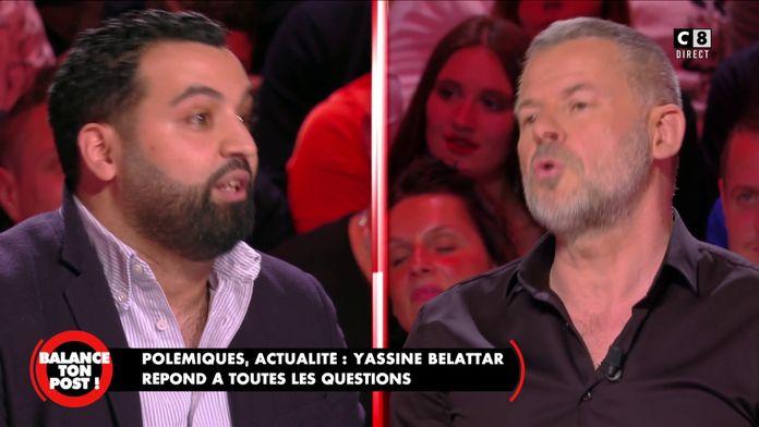 """Yassine Belattar à Eric Naulleau : """"Je préfère Zemmour parce qu'au moins son racisme est de qualité"""""""