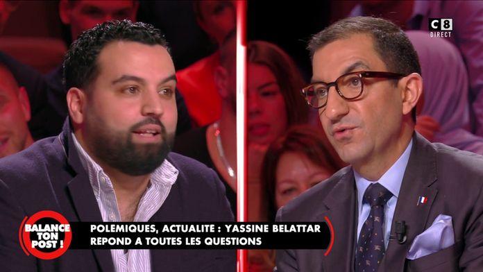 """Yassine Belattar : """"Je suis Français tout le temps"""""""