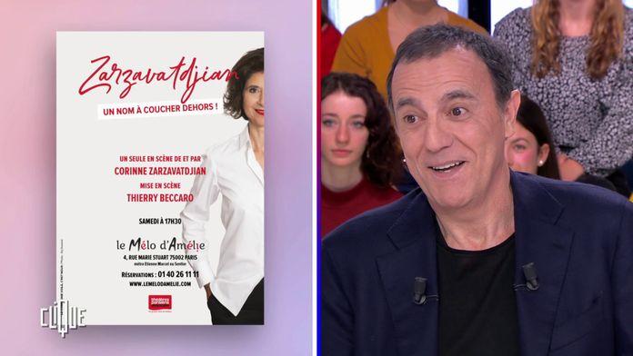 Thierry Beccaro : Un nom à coucher dehors