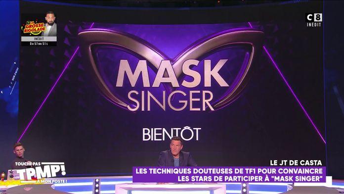 """Les techniques douteuses de TF1 pour convaincre les stars de participer à """"Mask Singer"""""""
