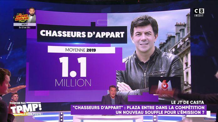 """""""Chasseurs d'appart"""" : Plaza entre dans la compétition, un nouveau souffle pour l'émission ?"""