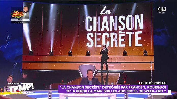 TF1 perdrait-il la main sur les audiences du week-end ?