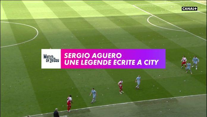 Sergio Aguero : Une légende écrite à City