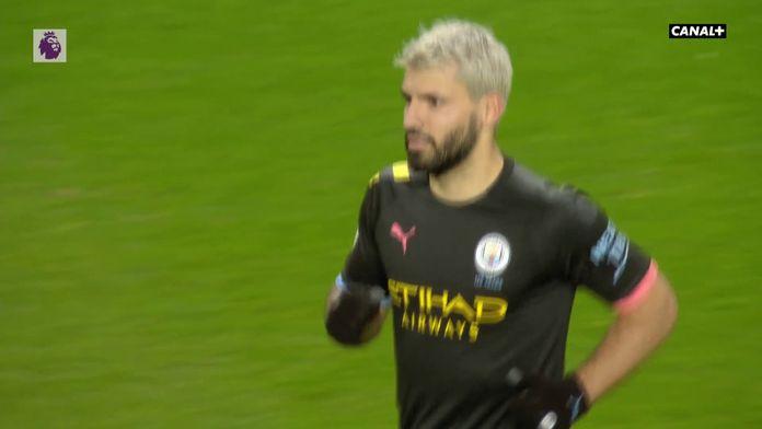 Le carton de Manchester City !