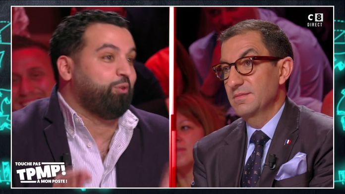 Le conseil de classe de Cédric Cizaire : Yassine Belattar VS Jean Messiha